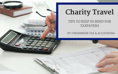 Charity Travel: Tips to Keep in Mind for Taxpayers